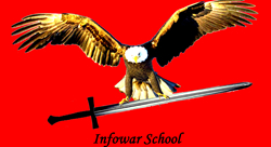 Infowar School flag.